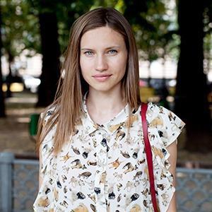 Внешний вид: Анна Пчёлкина, издатель — Внешний вид на The Village