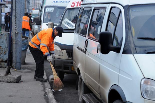 Что происходит с московскими маршрутками? — Транспорт на The Village