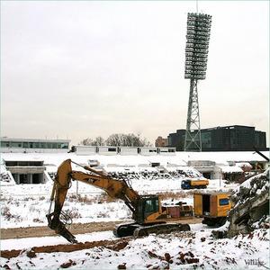 На последнем дыхании: Стадион «Динамо» — Люди в городе на The Village