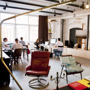 Офис недели (Москва): «Переговорная № 17» — Интерьер недели на The Village