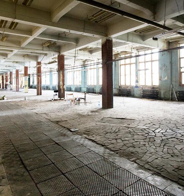 Новое место: Коворкинг-мастерская «Класс труда»