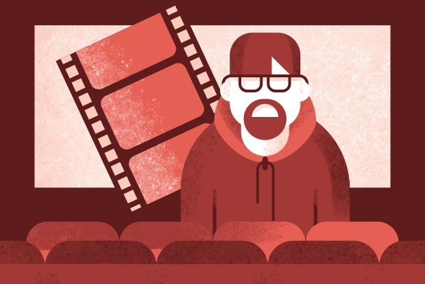 Кино для чайников — Неизвестный горожанин на The Village