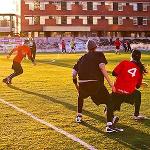 Странные игры: 5 нетрадиционных городских видов спорта — Город на The Village