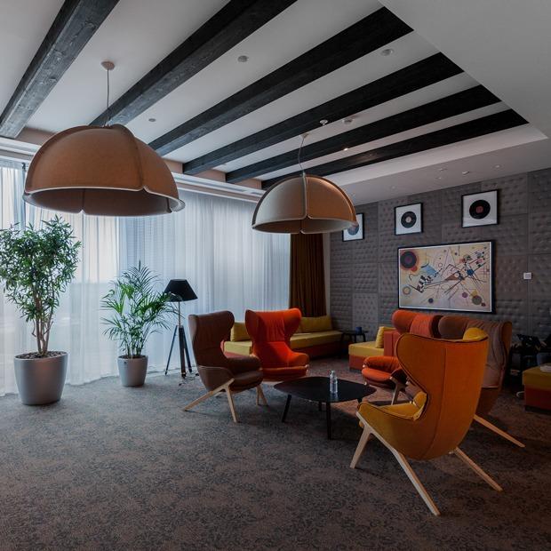Как выглядит обновленный офис Microsoft — Интерьер недели на The Village