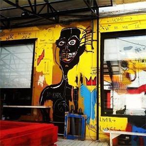 На «Красном Октябре» открылось летнее кафе Thor — Еда на The Village