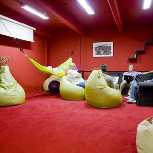 Офис недели: Островок.ru — Интерьер недели на The Village