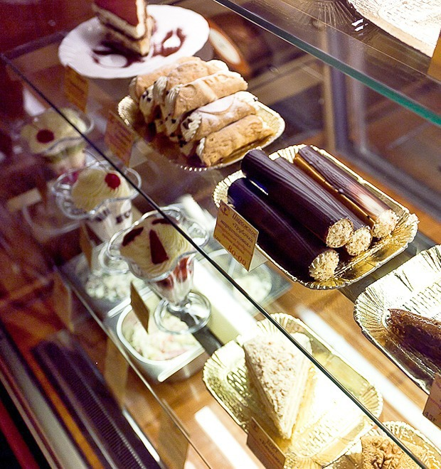 Все свои: Кафе-мороженица «Вкусные штучки» на Петроградке — Рестораны на The Village