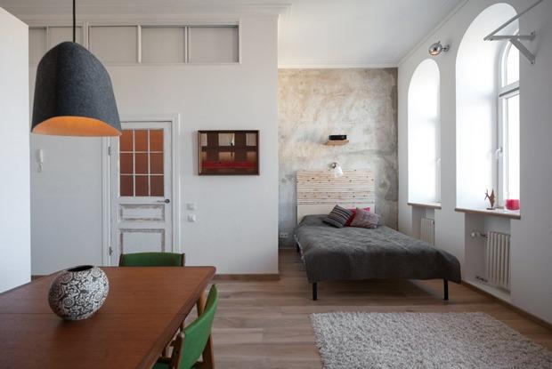 Как обустроить 20-метровую квартиру? — Дом на The Village