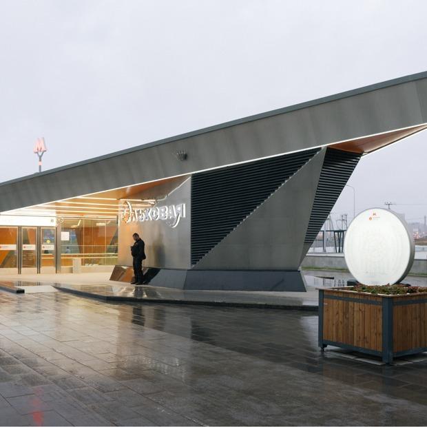 Как выглядят станции метро, которые открыли в июне — Транспорт на The Village
