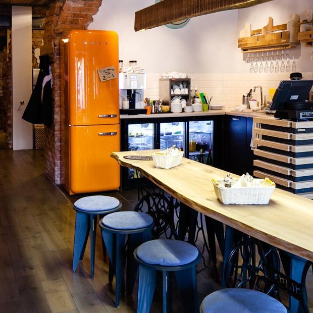 Кафе «Укроп» на Василеостровской  — Новое место на The Village