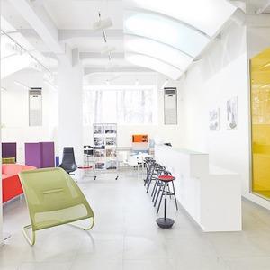 Офис недели (Петербург): Solo Office Interiors — Интерьер недели на The Village