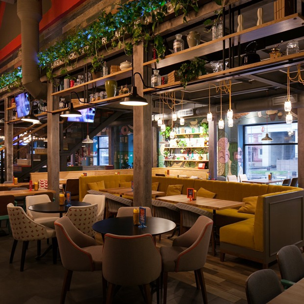 6 кафе, баров и ресторанов, открывшихся в ноябре — Новое в Петербурге на The Village