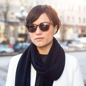 Внешний вид (Киев): Йова Ягер, соосновательница дизайн-студии — Внешний вид на The Village