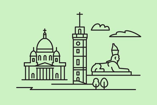 12 января  — Утро в Петербурге на The Village