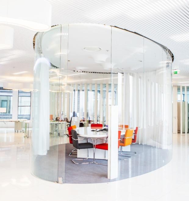 Офис недели (Москва): Xenon Capital Partners  — Интерьер недели на The Village