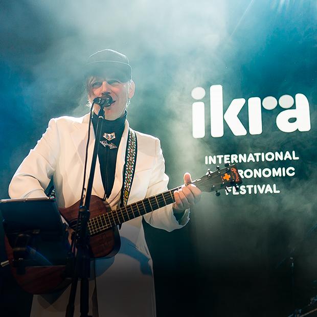 Как в Сочи проходил гастрономический фестиваль Ikra