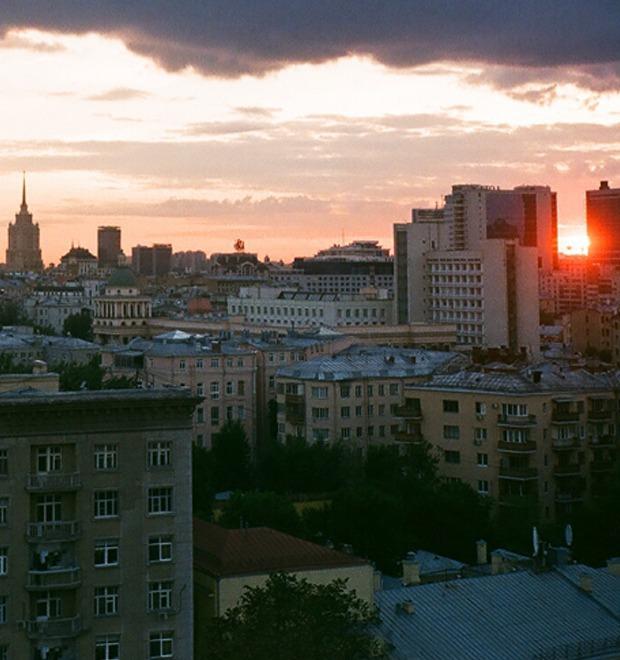 Камера наблюдения: Москва глазами Егора Белкина — Галереи на The Village