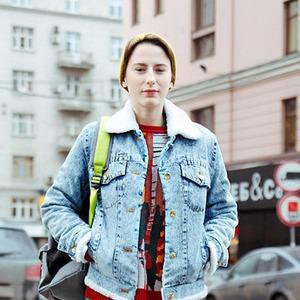 Внешний вид: Анастасия Москвичева, бренд-менеджер магазинов «Республика» — Внешний вид на The Village