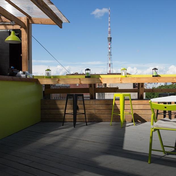 Гид по развлечениям на крышах  — Гид The Village на The Village