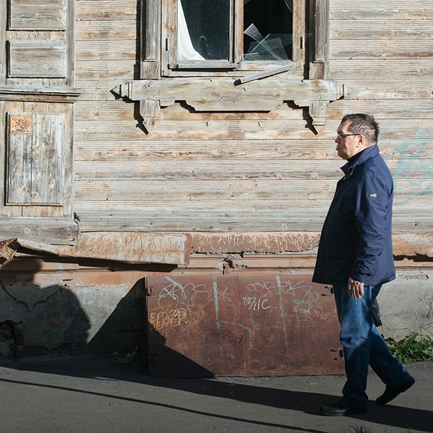 Писатель Николай Свечин — о старинном Започаинье, забытых местах и почему Нижний Новгород лучше Рима — Любимое место на The Village