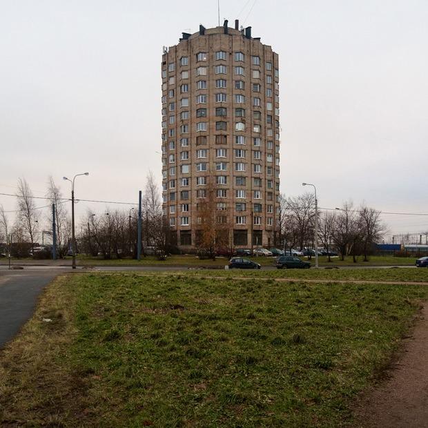 Я живу в доме-«стакане» в Купчине (Петербург) — Где ты живёшь на The Village