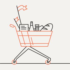 Самые дешёвые и самые дорогие продуктовые магазины Москвы — Эксперимент на The Village