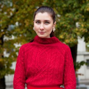 Внешний вид: Юлия Булгакова, старший редактор Glamour.ru — Внешний вид на The Village