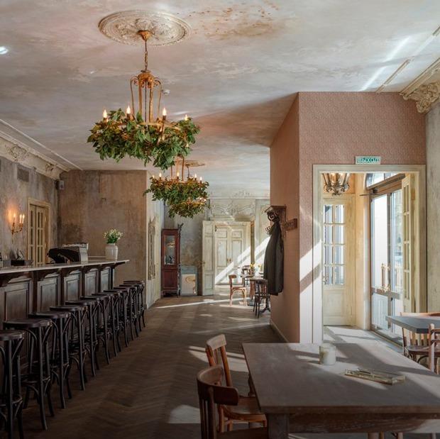 Русофилы: 10 новых заведений русской кухни в Петербурге  — Гид The Village на The Village