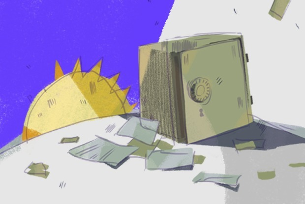 Микрокредитор — Как всё устроено на The Village