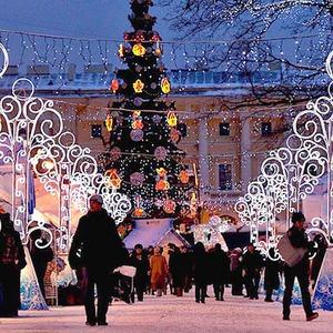 Новогодние ярмарки и маркеты Петербурга