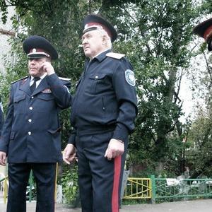 Воины ЮВАО: Казачий патруль на улицах Москвы — Люди в городе на The Village