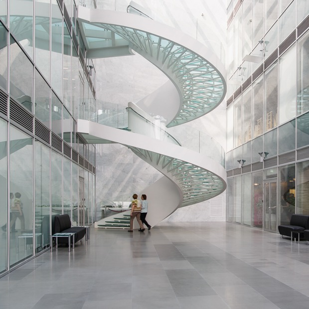Как выглядит московская штаб-квартира adidas