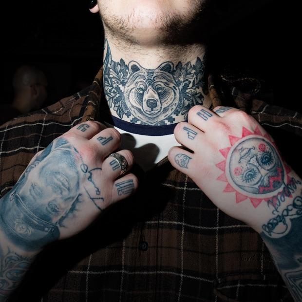 Татуированные москвичи на выставке о тату в Пушкинском музее — Люди в городе на The Village