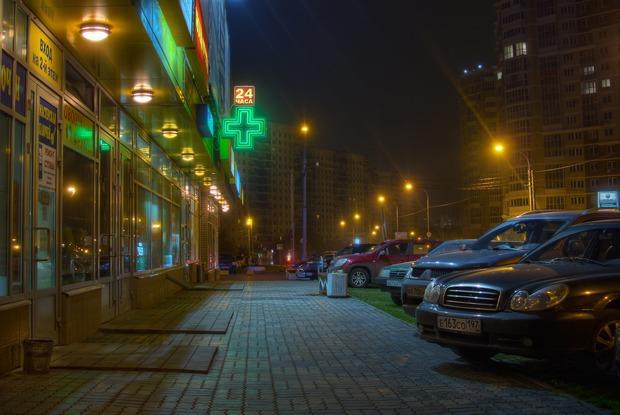 Как живут люди, работающие по ночам — Работа на The Village