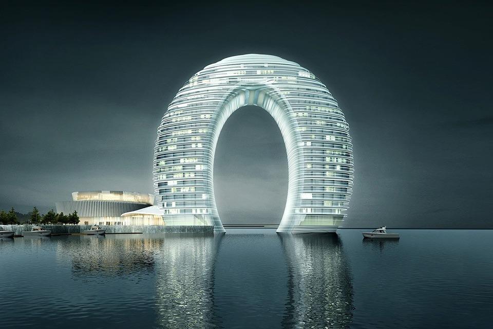 Hopes Tech: 15 самых эффектных небоскрёбов мира — Будущее на The Village