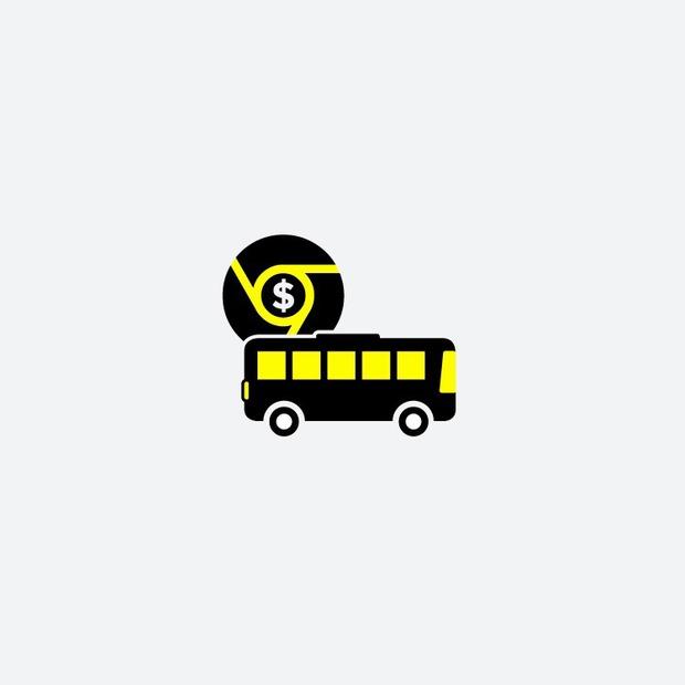 Недовольные нашествием богатых программистов жители Сан-Франциско атаковали автобусы Google