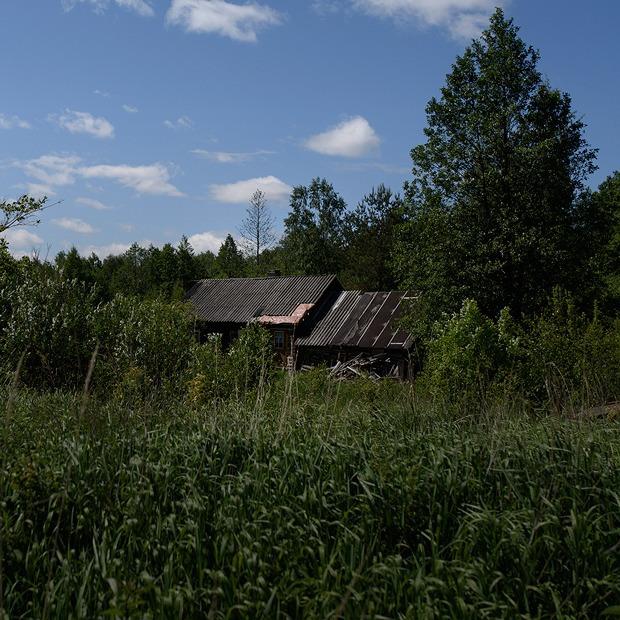 Гудбай, Америка: Откуда под Петербургом появились посёлки-призраки — На месте на The Village