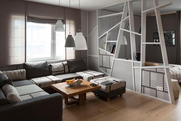 Современная квартира для молодого человека в Петербурге — Квартира недели на The Village