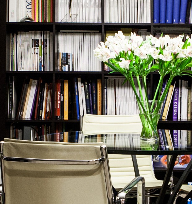 Офис недели (Москва): «Высота» — Интерьер недели на The Village