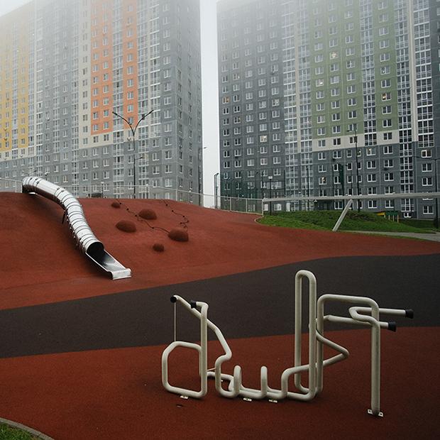 10 лучших детских площадок — Гид The Village на The Village