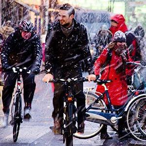 Консультант мэрии финского Оулу — о зимнем велодвижении — Интервью на The Village