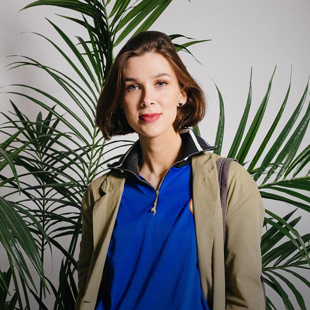Визажист Анна Уханова — о любимой одежде — Внешний вид на The Village