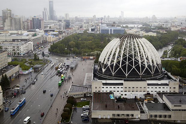 Серый купол: Сколько стоит реставрация Цирка в Екатеринбурге — Простые числа на The Village