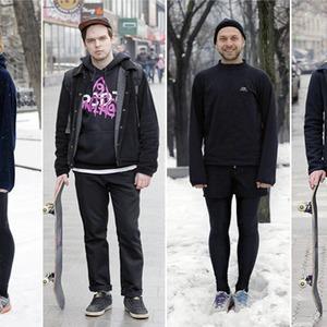Вышли в минус: В чем заниматься спортом холодной весной — Люди в городе на The Village