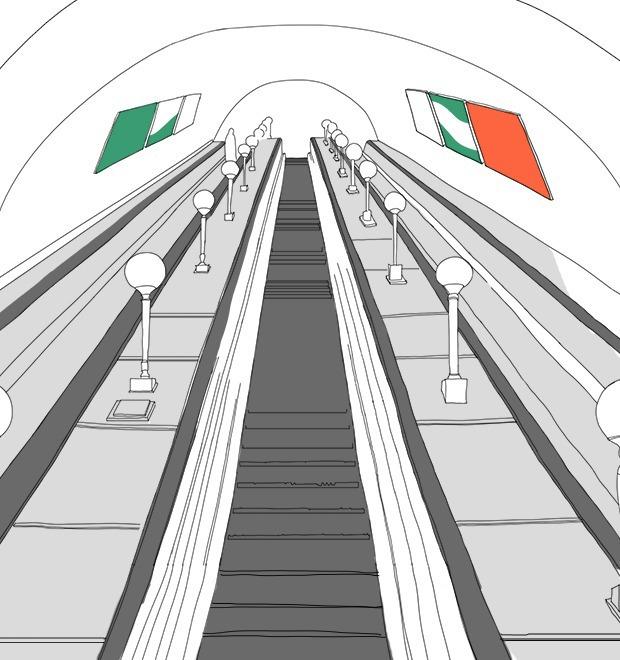 Эксперимент The Village: Сколько поездок в метро нужно, чтобы прочитать книгу? — Ситуация на The Village
