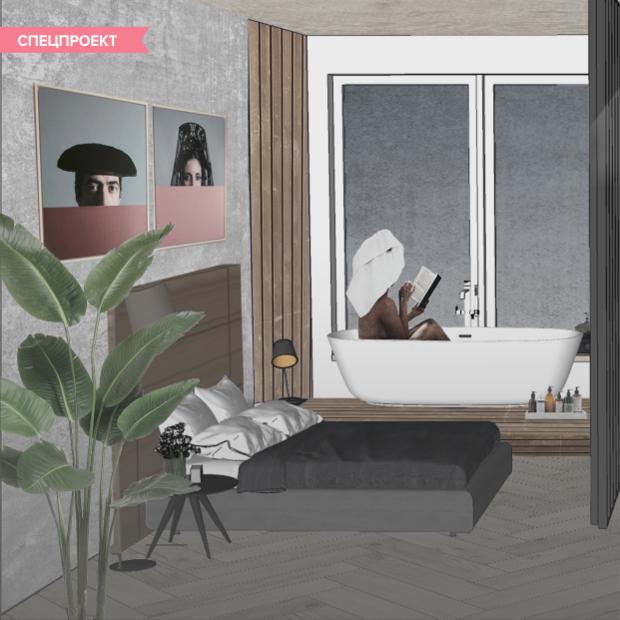 Минимализм и неоклассика: Дизайнеры рассказывают, как обустроиться в апартаментах — Дизайн-хак на The Village
