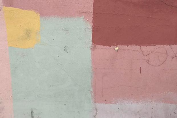Современное искусство на перекрашенных городских стенах в инстаграме «Таджик Ротко» — Галерея на The Village