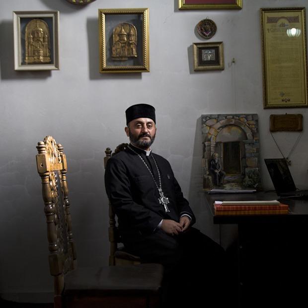 Рабанит, муфтий и служители христианских церквей — о жизни и вере в Екатеринбурге — Люди в городе на The Village