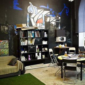 Офис недели (Петербург): PaintPoint — Интерьер недели на The Village