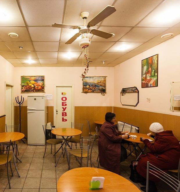 Все свои: Пышечная на Черной речке — Рестораны на The Village